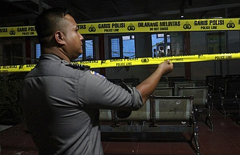 Endonezya'da silahlı saldırı: 31 ölü