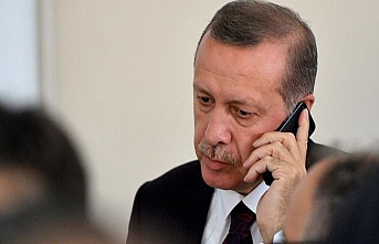Erdoğan'dan Hamas lideri Heniyye'ye başsağlığı telefonu