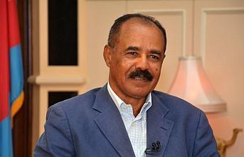 Eritre liderinden Somali'ye tarihi ziyaret