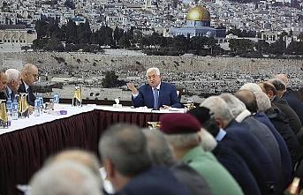 Filistin İsrail'le yapılan anlaşmaları gözden geçirecek