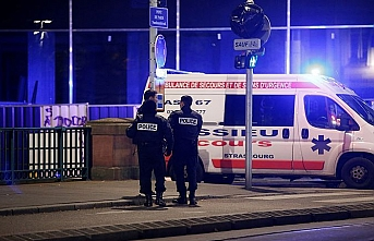 Fransa'da silahlı saldırı