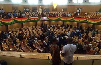 Gana Meclisi'nde drone tartışması