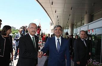 Gül'den Kılıçdaroğlu görüşmesine dair açıklama