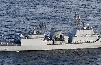 Güney Kore gemisinin radarını Japon uçağına kilitlediği iddiası