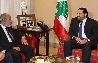 Hamas heyeti destek için Lübnan'da