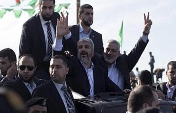 Hamas'ın dünya turu Türkiye'den başlıyor