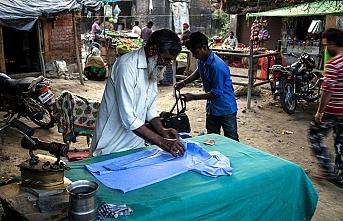 Hindistan'da bir mülteci kolonisinde yaşam: Bhudiya