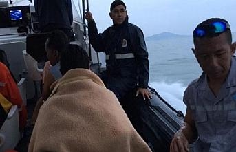 İki gemi Malezya açıklarında çarpıştı, 6 yaralı