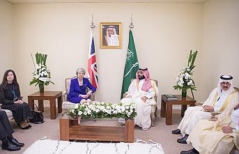 İngiltere'den Prens Selman'a işbirliği çağrısı
