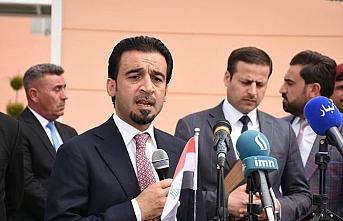 Irak Meclis Başkanı Suudi Arabistan'da