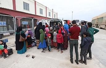 Iraklılar evlerine dönüyor