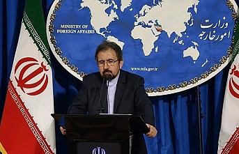 """İran'dan diplomatlarını """"istenmeyen kişi"""" ilan eden Arnavutluk'a tepki"""