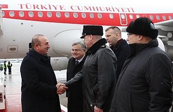 İran ve Rusya ile işbirliğine devam..