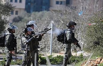 İsrail baskınlarına Filistin isyanı