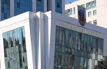 İstanbul İl Jandarma Komutanlığında 41 gözaltı