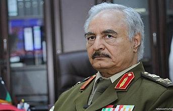 İtalya'dan Libya'nın darbeci generaline destek