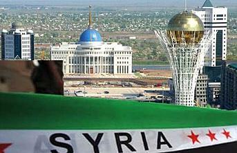Kazakistan ABD'ye tepki gösterdi