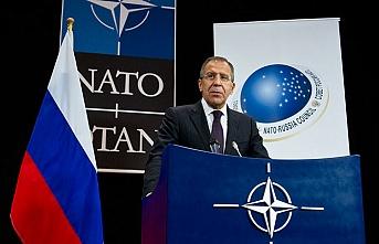 Lavrov'dan NATO faaliyetlerine eleştiri