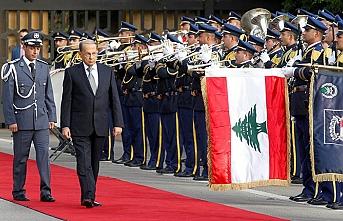 Lübnan Cumhurbaşkanı'ndan partilere çağrı