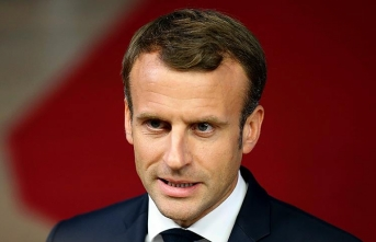 Macron ABD'nin Suriye kararından üzüntü duyuyor