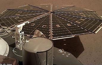 Bir ilk: Mars'tan ses geldi