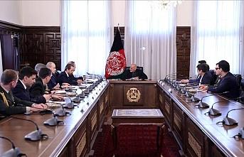 Milli Savunma Bakanı Akar Afganistan Cumhurbaşkanı ile görüştü