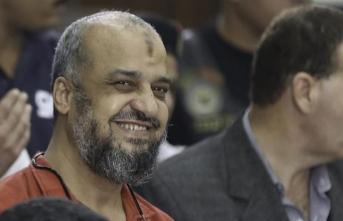 Mısır'da Biltaci'nin 'gülümsemesine' 2 yıl hapis