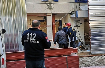 Muğla'da tadilat yapılan binada göçük: 5 yaralı