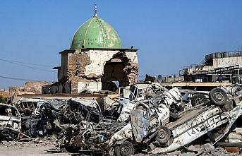 Musul'da yıkılan El Nuri Camii yeniden inşa edilecek