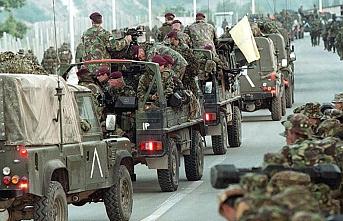 """NATO, Kosova Ordusu için """"zamansız"""" dedi"""