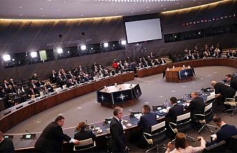 NATO toplantısından sonuç yok