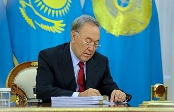 Nazarbayev Dışişleri Bakanını görevden aldı