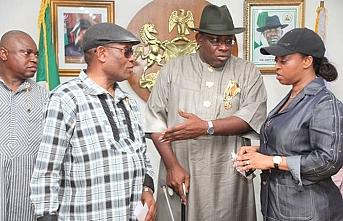 Nijerya'da yolsuzluk operasyonu