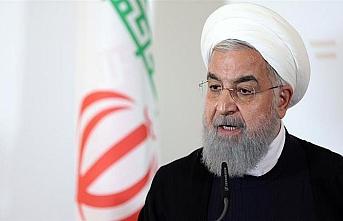 Ruhani: İki yıl nefes aldık