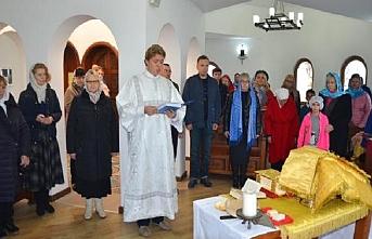 Rus Büyükelçi Karlov Antalya'da anıldı