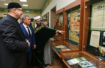 Rus İslam Enstitüsü'nün kuruluşunun 20'nci yıldönümü kutlandı