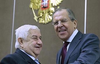 Rusya'dan Suriye'nin toprak bütünlüğüne gönderme