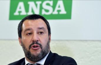 Salvini: Avrupa'nın kaybedilen ruhu yeniden canlandırılmalı