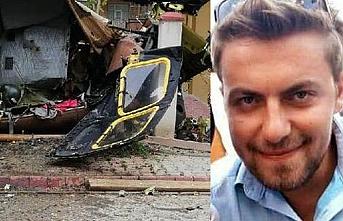 Sancaktepe helikopter kazasından acı haber
