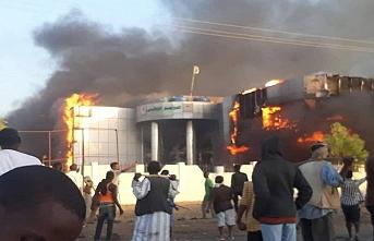 Sudan'ın Atbara kentinde OHAL ilan edildi