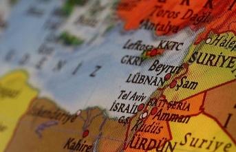Suriye Ulusal Güvenlik Bürosu Başkanı'ndan Mısır'a sürpriz ziyaret