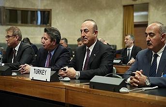 Suriye toplantısında anlaşma sağlandı