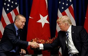 Trump'ın Türkiye'ye ziyareti için ön hazırlıklar başladı