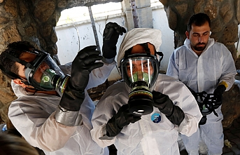 AB'den Suriye ve Rus yetkililere kimyasal silah yaptırımı