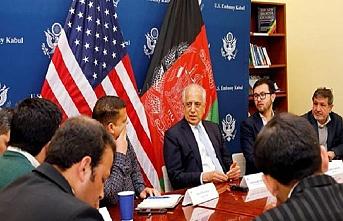ABD ve Taliban taslakta anlaştı