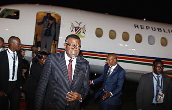 Afrika ülkeleri Kongo için toplandı