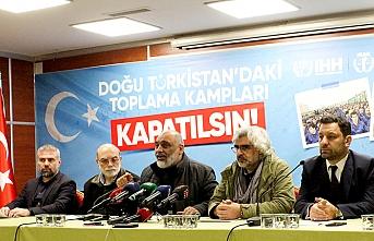 Amerikancılıkla yaftalanan İHH Başkanından Uygur Türklerine destek