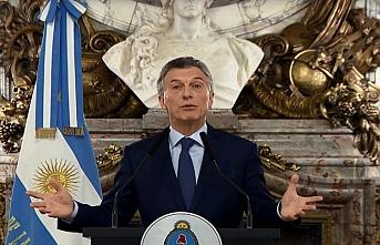 Arjantin suçluların çaldıklarını geri alacak