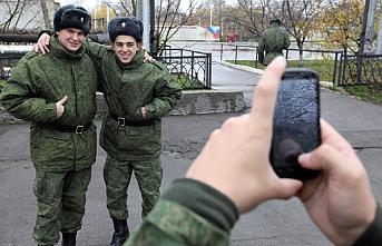 Askerliği bitiren Ruslara sosyal medya yasağı yolda