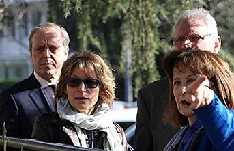BM'nin raportörü İstanbul Adliyesi'nde